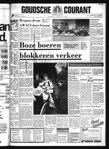 Goudsche Courant 1981-10-29