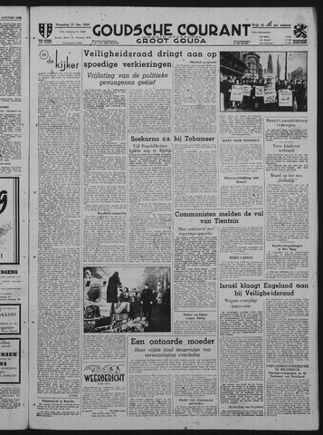 Goudsche Courant 1949-01-12