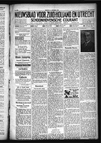 Schoonhovensche Courant 1929-12-18