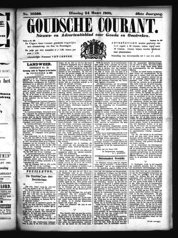 Goudsche Courant 1908-03-24