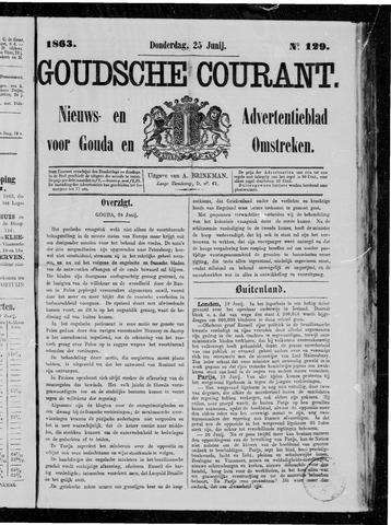 Goudsche Courant 1863-06-25