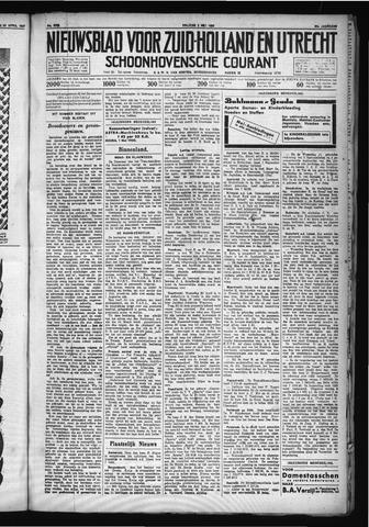 Schoonhovensche Courant 1930-05-02