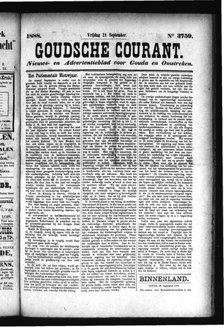 Goudsche Courant 1888-09-21