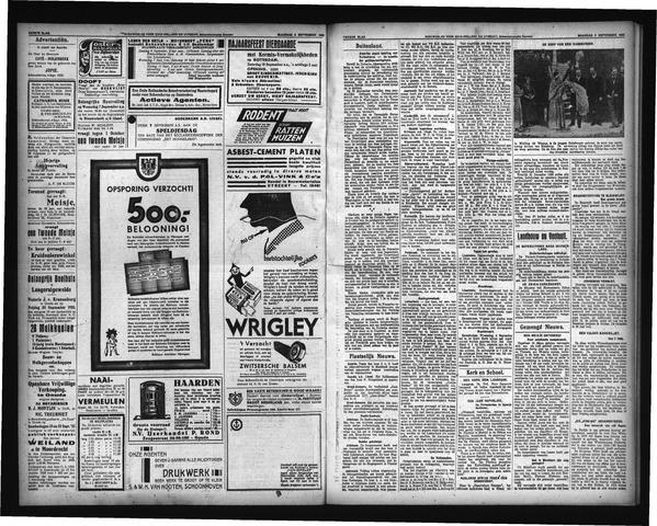 Schoonhovensche Courant 1932-09-05