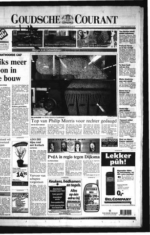 Goudsche Courant 2001-03-15