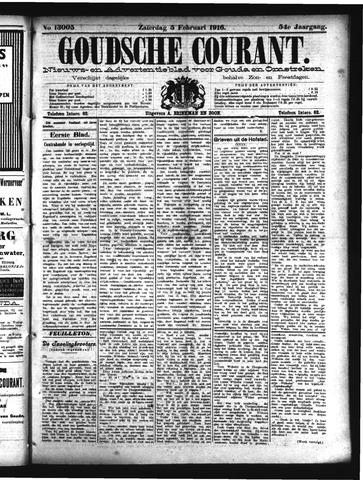 Goudsche Courant 1916-02-05