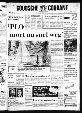 Goudsche Courant 1982-06-29