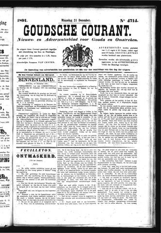 Goudsche Courant 1891-12-21