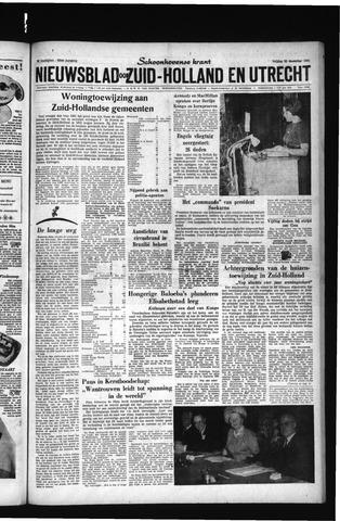 Schoonhovensche Courant 1961-12-22