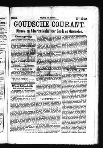 Goudsche Courant 1875-10-22