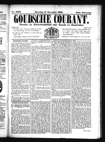 Goudsche Courant 1905-11-11