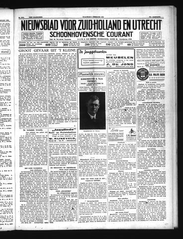 Schoonhovensche Courant 1939-02-08