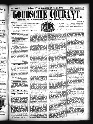 Goudsche Courant 1908-04-18