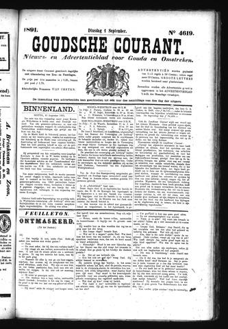 Goudsche Courant 1891-09-01