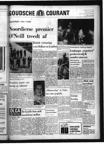Goudsche Courant 1969-04-29