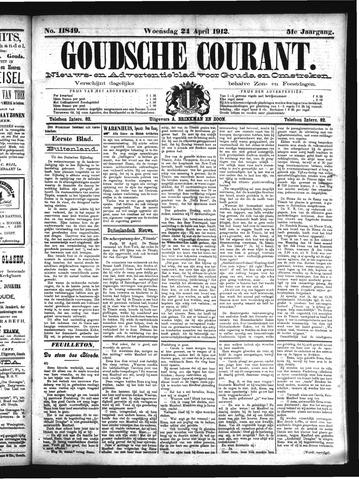 Goudsche Courant 1912-04-24