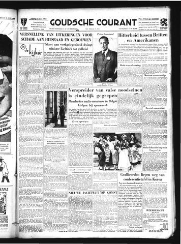 Goudsche Courant 1952-06-27