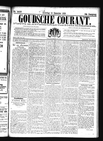 Goudsche Courant 1920-12-18