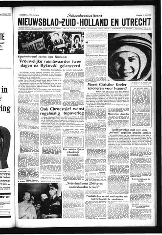 Schoonhovensche Courant 1963-06-17