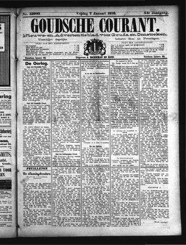 Goudsche Courant 1916-01-07