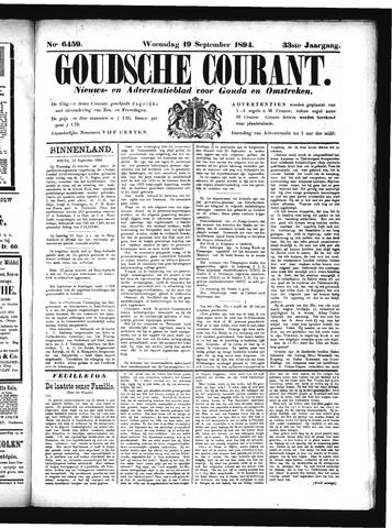 Goudsche Courant 1894-09-19