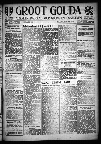 Groot Gouda 1946-05-20