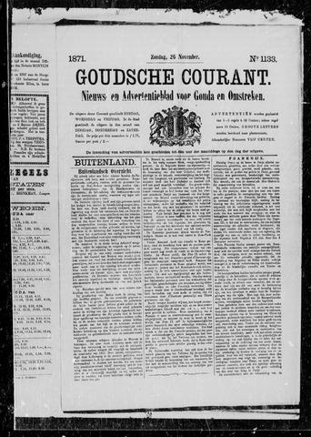 Goudsche Courant 1871-11-26