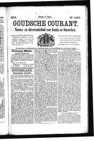 Goudsche Courant 1874-03-15