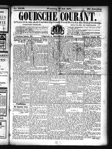Goudsche Courant 1917-07-18