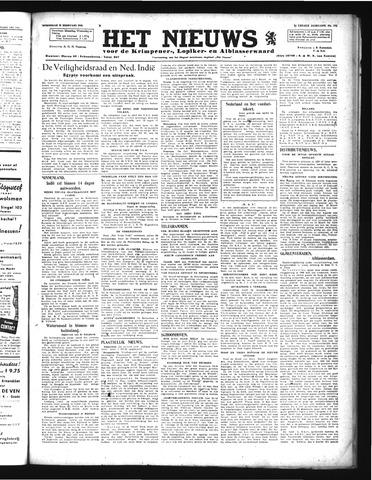 Schoonhovensche Courant 1946-02-13