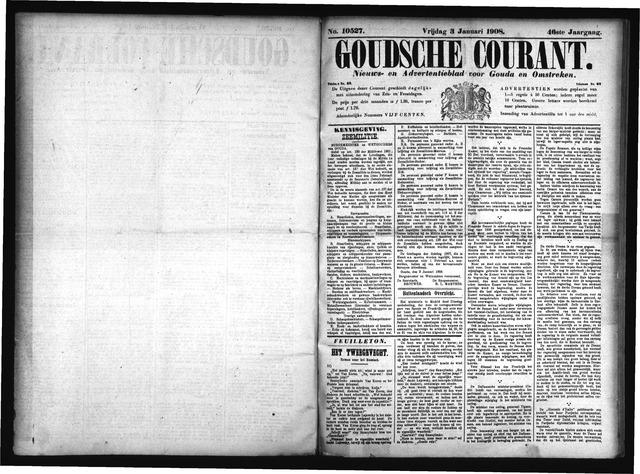 Goudsche Courant 1908-01-03
