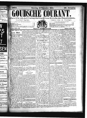 Goudsche Courant 1914-12-12