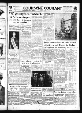 Goudsche Courant 1957-08-02