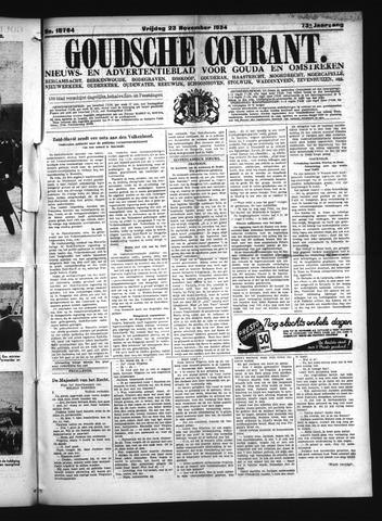 Goudsche Courant 1934-11-23