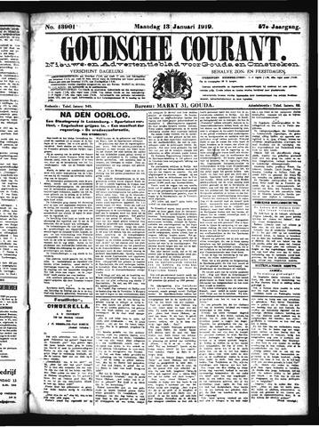 Goudsche Courant 1919-01-13