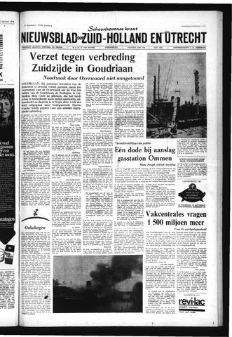 Schoonhovensche Courant 1972-02-09
