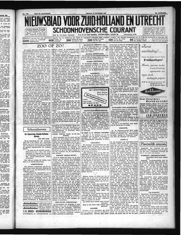Schoonhovensche Courant 1937-12-17