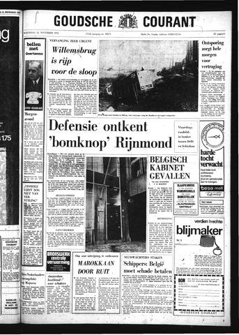 Goudsche Courant 1972-11-22