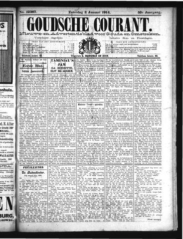 Goudsche Courant 1914-01-03