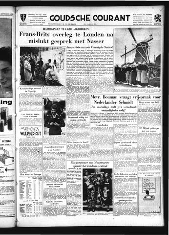 Goudsche Courant 1956-09-10