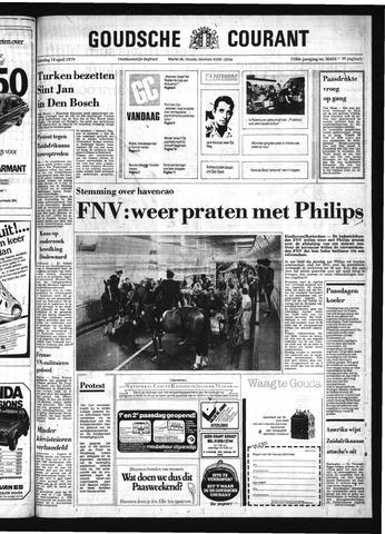 Goudsche Courant 1979-04-14