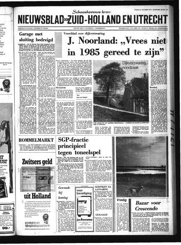 Schoonhovensche Courant 1977-10-21