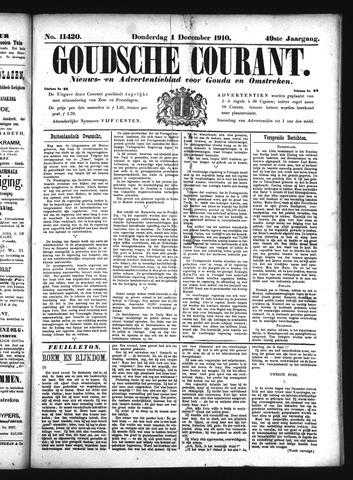 Goudsche Courant 1910-12-01