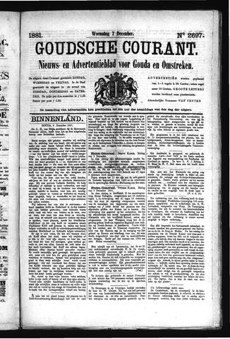 Goudsche Courant 1881-12-07