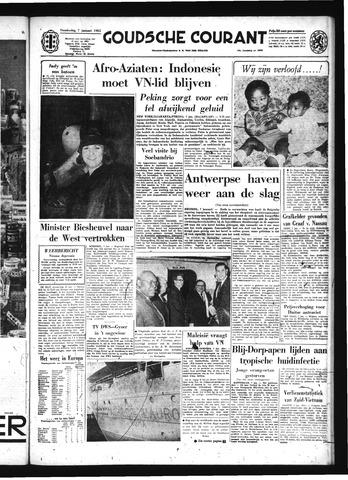 Goudsche Courant 1965-01-07