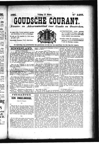 Goudsche Courant 1891-03-27