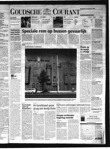 Goudsche Courant 2004-09-08