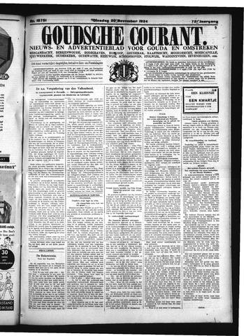 Goudsche Courant 1934-11-20