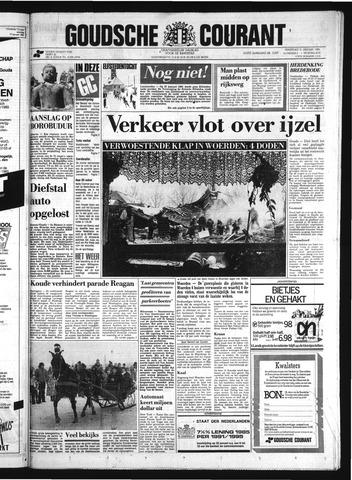 Goudsche Courant 1985-01-21