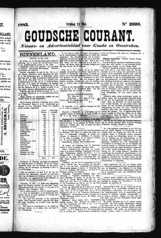 Goudsche Courant 1883-05-11